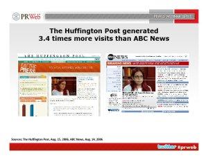 Blogs vs Mainstream